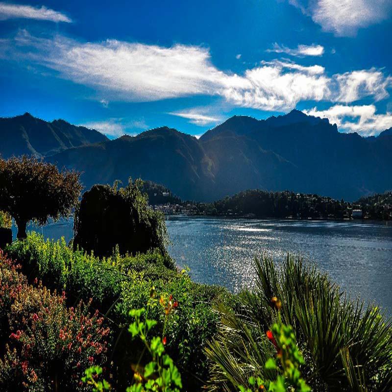 Les lacs italiens : Lac...