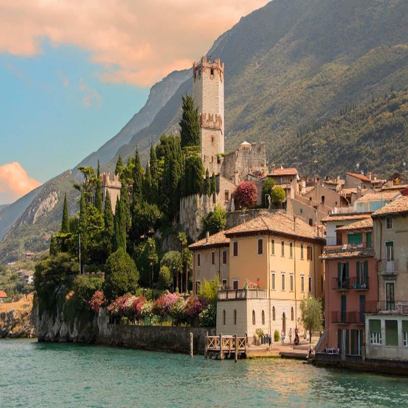 Lac de Garde, La Brenta et...