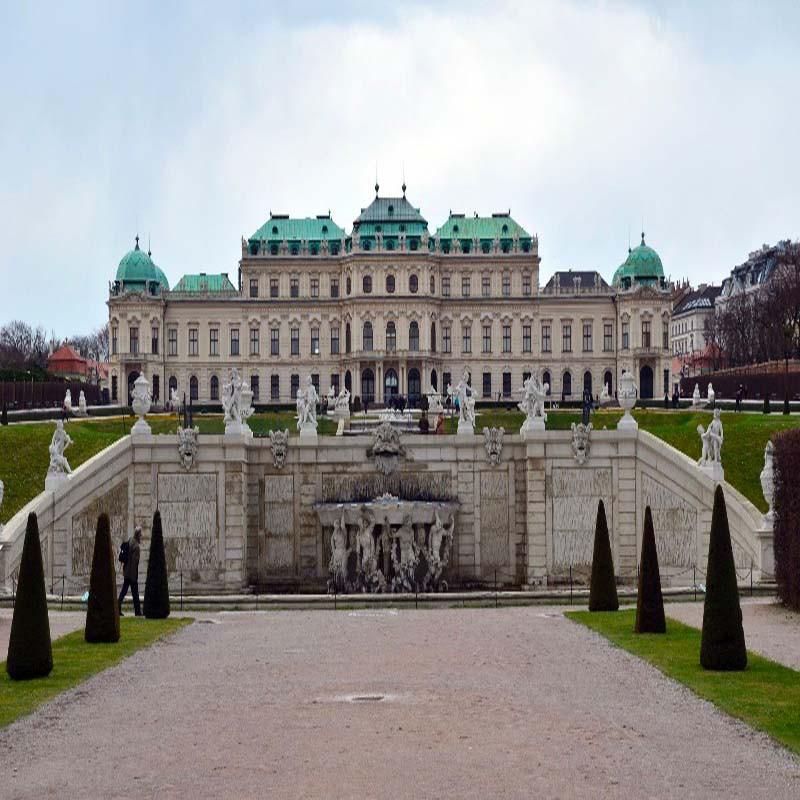 Vienne, Salzbourg, Bratislava