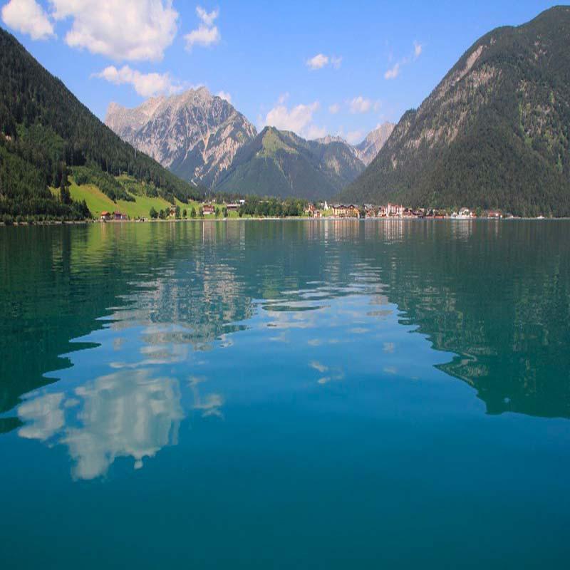 Tyrol en Trains