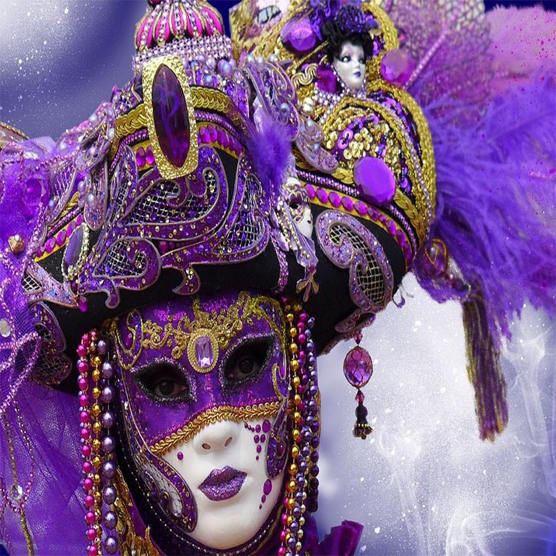 Carnaval de Venise avec Vol...