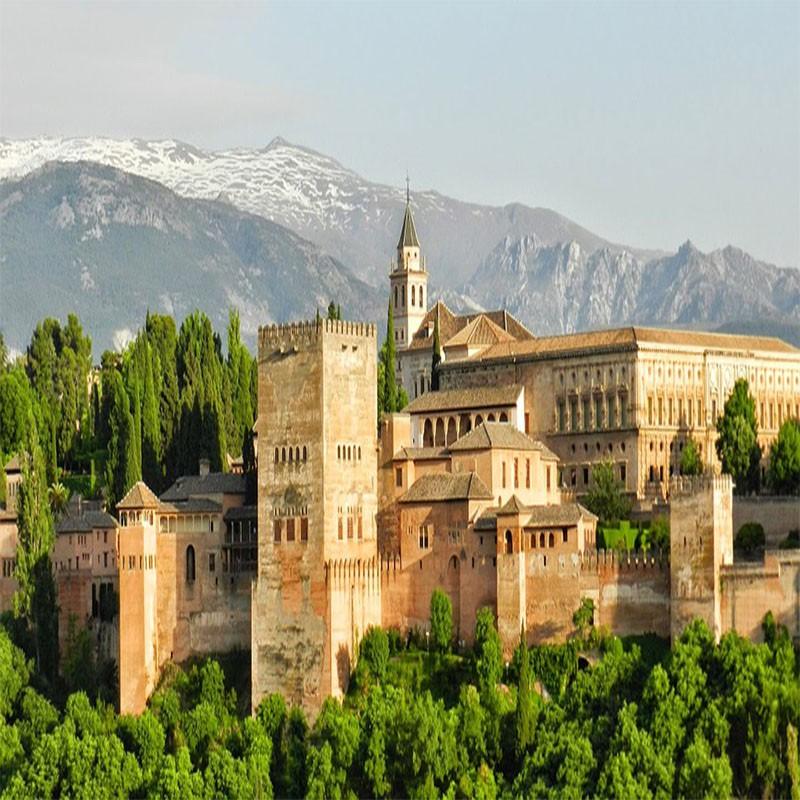 Andalousie, Le Grand Tour