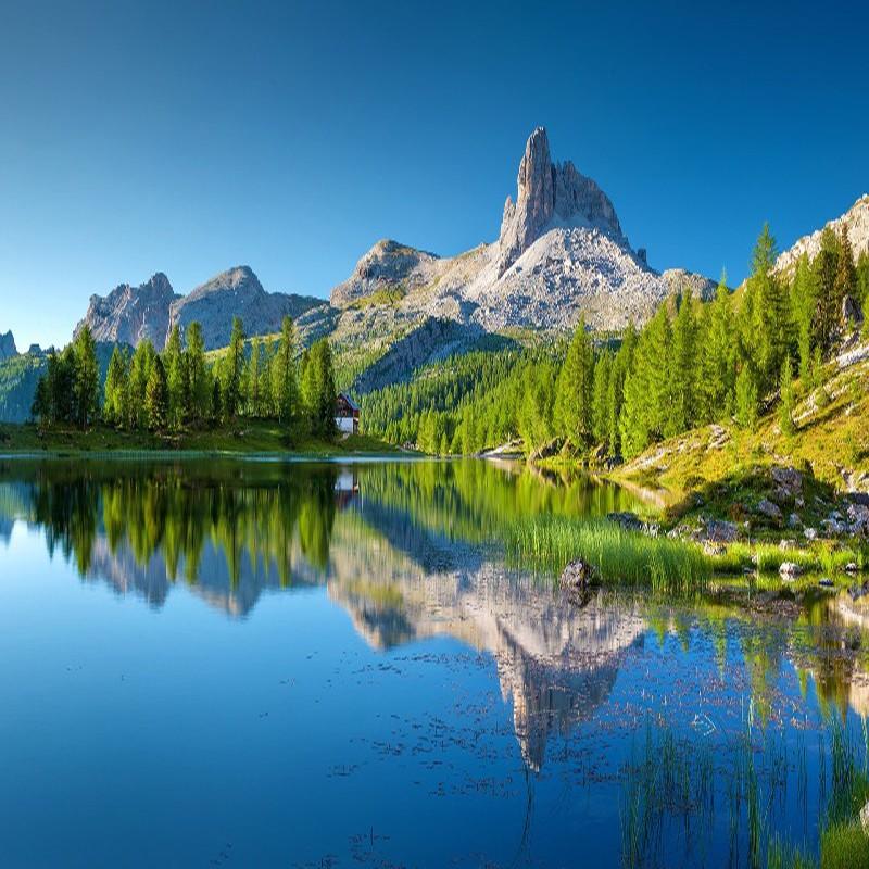 Royaume des Dolomites