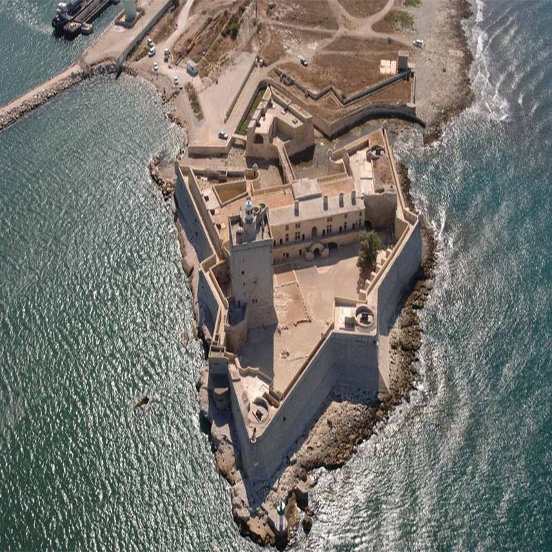 Martigues et Fort de Bouc