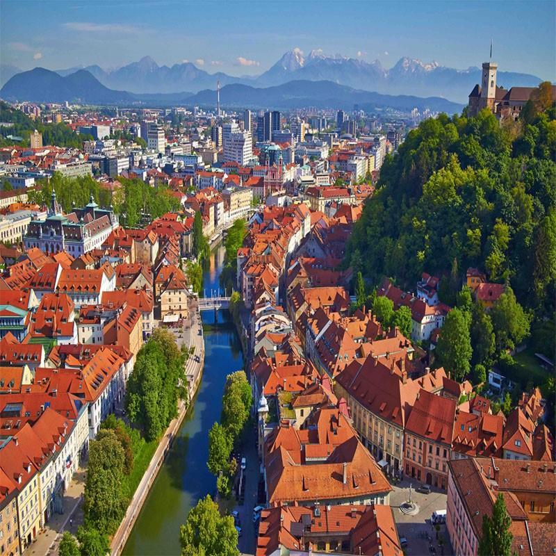 Escapade en Slovénie,...