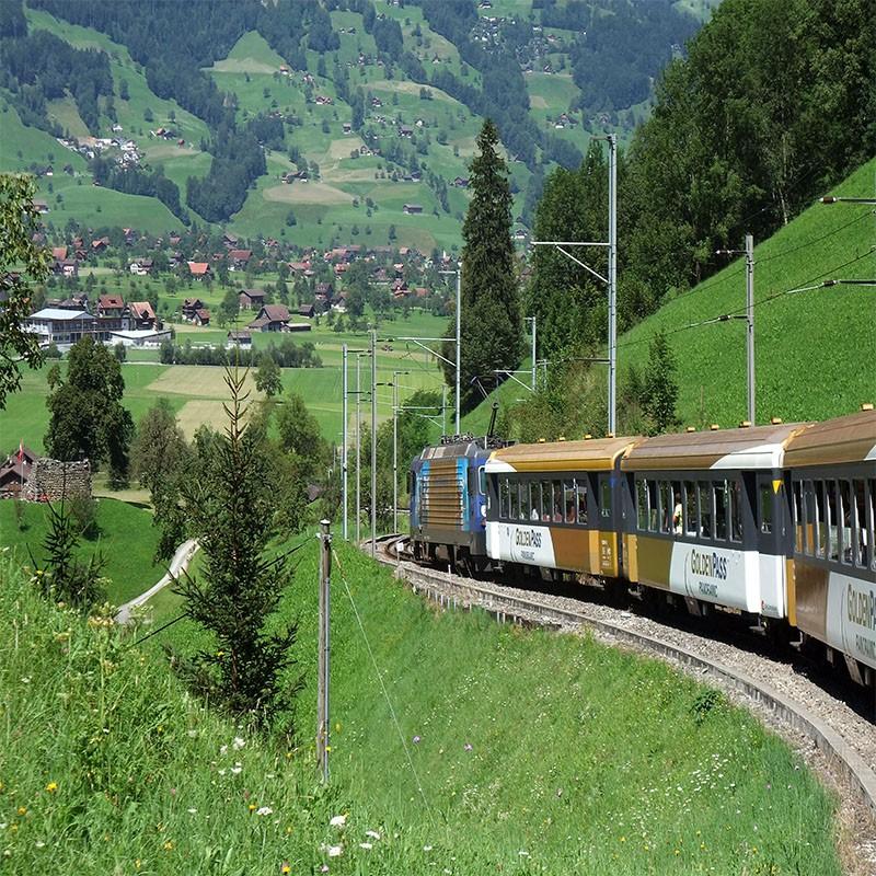 Suisse, Au Pays du Gruyère...