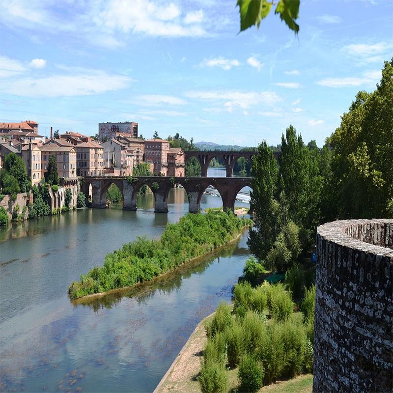 Occitanie, Toulouse, Albi