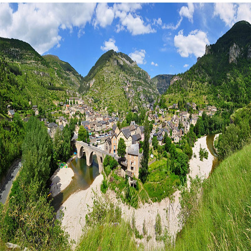 Aveyron Gorges du Tarn, Aubrac